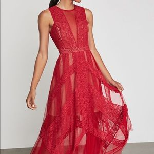 BCBG Andi Lace Dress